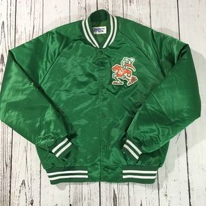 University of Miami hurricanes vintage rare jacket